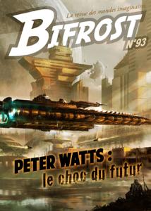 Bifrost n° 93 La couverture du livre martien