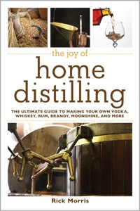 The Joy of Home Distilling Book Cover