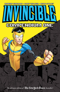 Invincible Compendium Vol. 1 Book Cover
