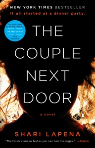 The Couple Next Door Book Cover