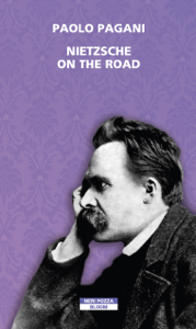 Nietzsche on the road Copertina del libro