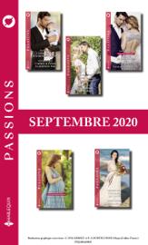 Pack mensuel Passions : 10 romans (Septembre 2020) Par Pack mensuel Passions : 10 romans (Septembre 2020)