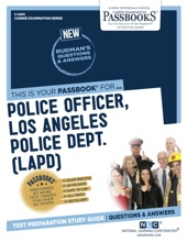 Police Officer, Los Angeles Police Department (LAPD)