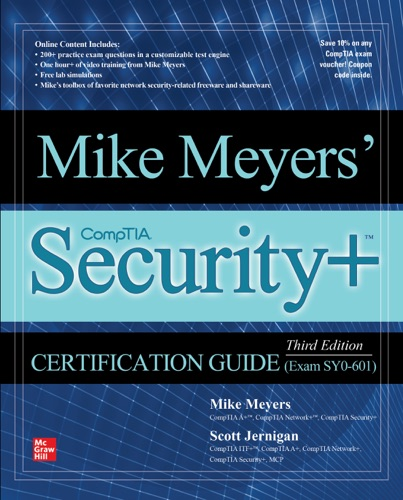 Mike Meyers' CompTIA Security+ Certification Guide, Third Edition (Exam SY0-601) E-Book Download