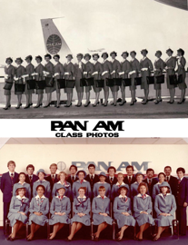 Pan Am Class Photos