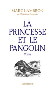 La princesse et le pangolin Couverture de livre