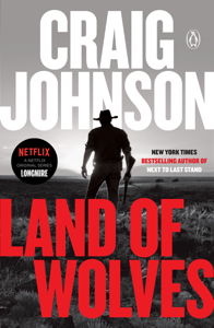 Land of Wolves Book Cover
