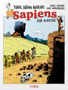 Sapiens Buch-Cover