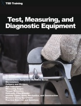 Test, Measuring, and Diagnostic Equipment (Mechanics and Hydraulics)