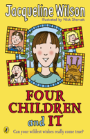 Jacqueline Wilson - Four Children and It artwork