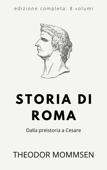 STORIA DI ROMA Book Cover