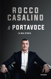Il Portavoce da Rocco Casalino Copertina del libro