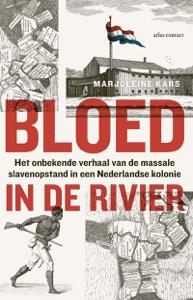 Bloed in de rivier Boekomslag
