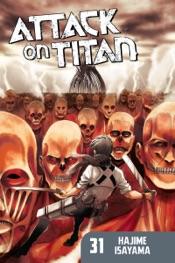 Attack on Titan Volume 31