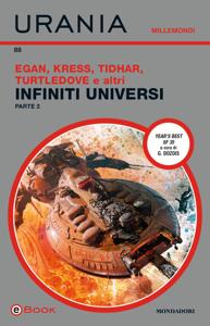 Infiniti universi. Parte 2 (Urania) Copertina del libro
