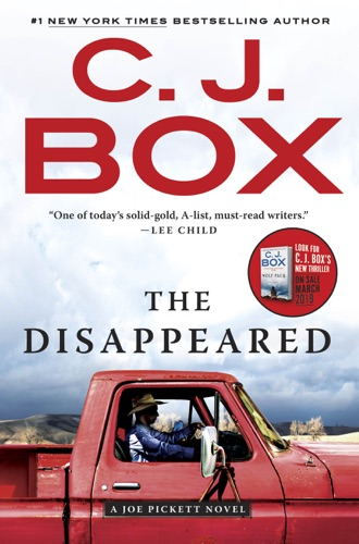 C. J. Box - The Disappeared