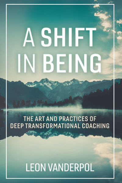 A Shift in Being