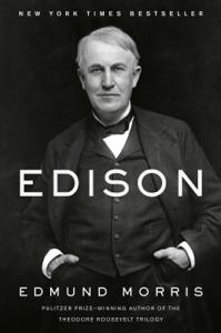 Edison Book Cover