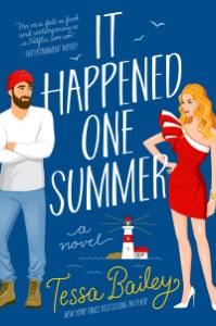 It Happened One Summer Book Cover