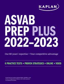ASVAB Prep Plus 2022–2023