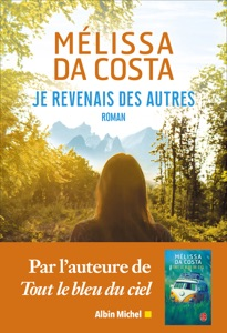 Je revenais des autres par Melissa Da Costa Couverture de livre