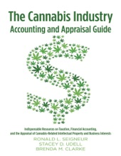 The Cannabis Industry Accounting and Appraisal Guide: Indispensable Resources on Taxation, Financial Accounting, and the Appraisal of Cannabis-Related Intellectual Property and Business Interests