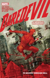 Daredevil By Chip Zdarsky Book Cover