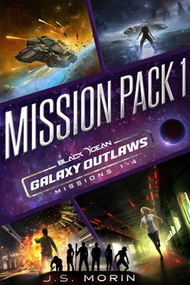 Galaxy Outlaws Mission Pack 1: Missions 1-4