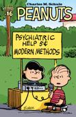 Peanuts #16 Book Cover