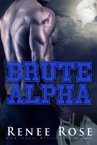 Brute Alpha Couverture de livre