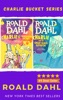 Roald Dahl Charlie Bucket Series: Charlie and the Chocolate Factory, Charlie and the Great Glass Elevator