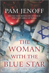 The Woman with the Blue Star Book Cover