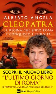 Cleopatra Copertina del libro