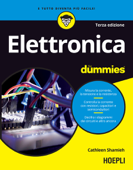 Elettronica For Dummies Book Cover