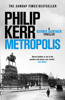 Philip Kerr - Metropolis artwork