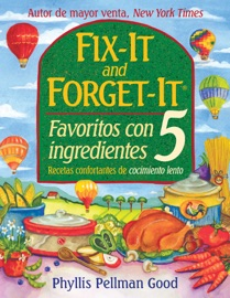 Fix-it and Forget-it Favoritos Con 5 Ingredientes PDF Download