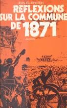 Réflexions Sur La Commune De 1871