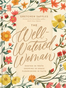 The Well-Watered Woman Book Cover