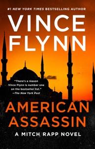 American Assassin Book Cover