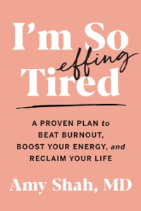 I'm So Effing Tired Book Cover