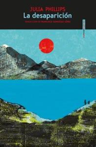 La desaparición Book Cover