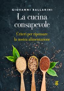 La cucina consapevole Copertina del libro