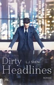 Dirty Headlines von L.J. Shen Buch-Cover