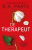 B.A. Paris - De therapeut artwork
