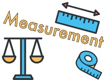 Measurement, Multimodal Vocabulary Activity Book