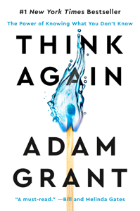 Think Again Book Cover