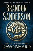 Brandon Sanderson - Dawnshard artwork