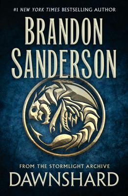 Brandon Sanderson - Dawnshard book