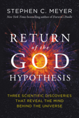 Return of the God Hypothesis Book Cover