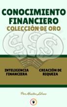 INTELIGENCIA FINANCIERA - CREACIÓN DE RIQUEZA (2 LIBROS)